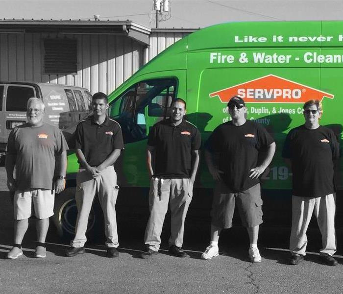 Area SERVPRO Heads to Georgia for Hurricane Irma Relief