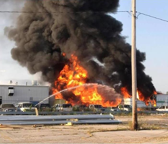 Commercial Business Fire Safety Tips