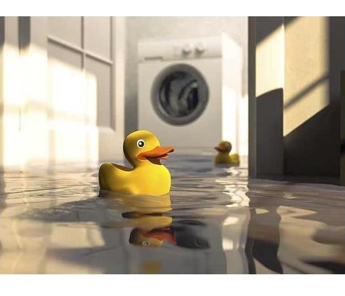 It is important that water damage is restored properly to prevent additional damage